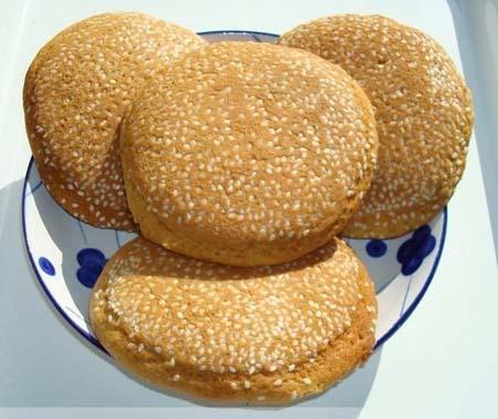 山西/山西土特产:太谷饼